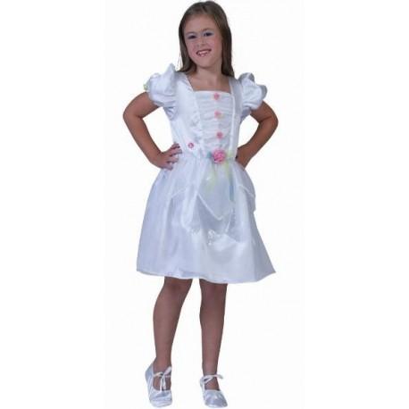 Deguisement Princesse Blanche Light Princess Enfant