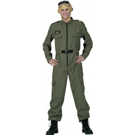 deguisement pilote Top Gun adulte deguisement pilote de chasse
