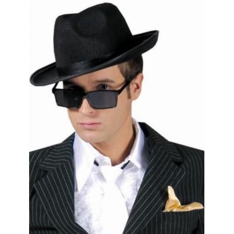 Lunettes Gangster Adulte lunettes detective