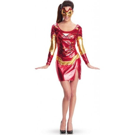 Déguisement Iron Man 3 Adulte Femme