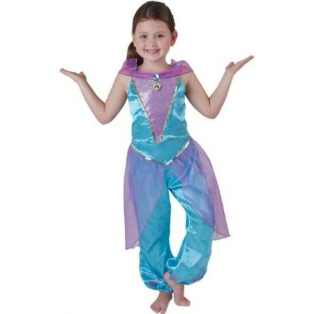 Déguisement Jasmine Aladdin Disney Princess Royale Enfant