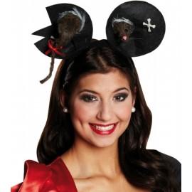 Serre Tete Horreur Mouse Adulte zombie femme