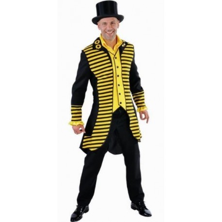 Costume Queue de Pie Abeille avec Gilet Luxe Homme