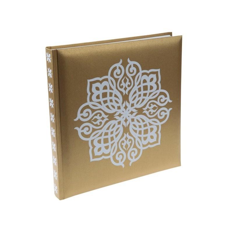 Livre d 39 or or motif oriental blanc - Motif oriental a imprimer ...