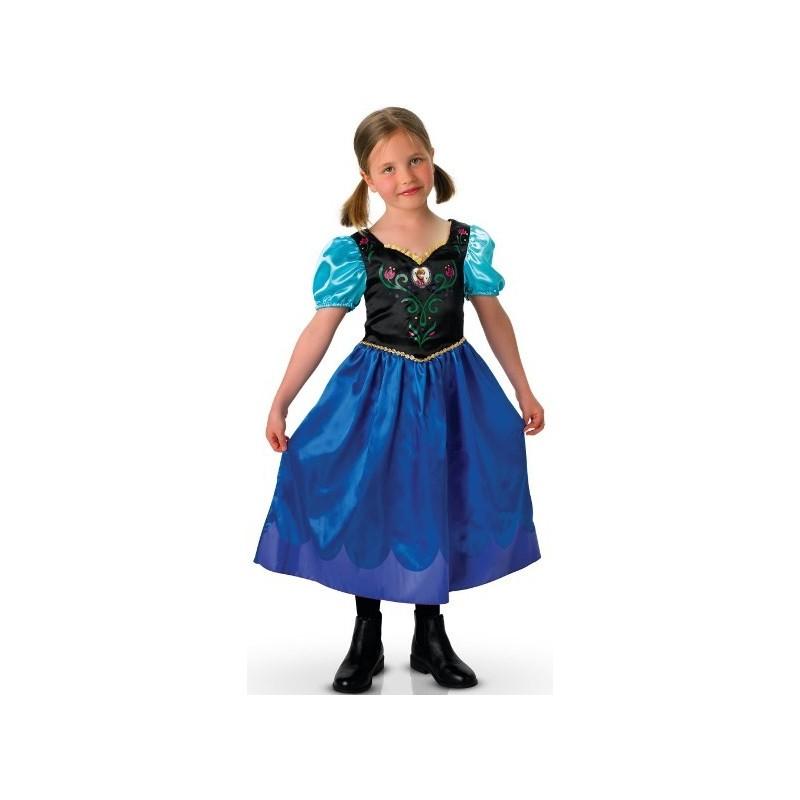 D guisement anna de la reine des neiges disney frozen - Anna la reine des neige ...
