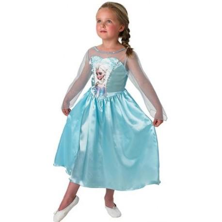 Déguisement Elsa La Reine des Neiges Disney Frozen classic