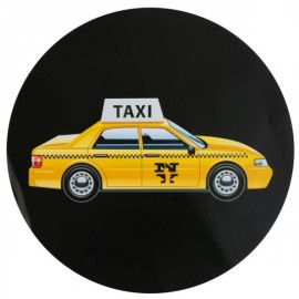 Sets de table New York Taxi 34 cm les 6