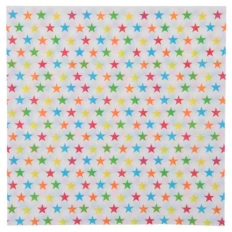 Serviettes de table Cirque Etoile les 20 Serviettes papier