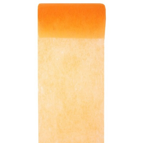 Ruban Fluo intisse orange 10 M