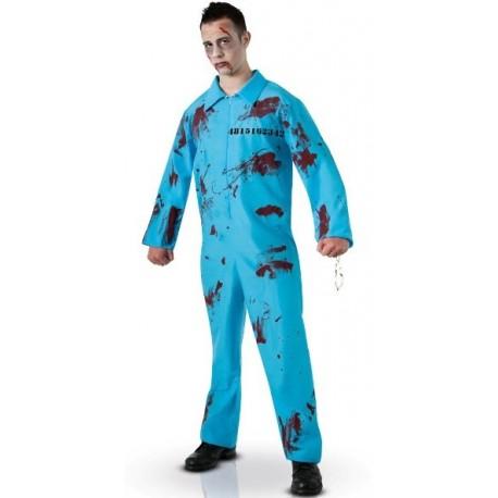 Déguisement Prisonnier Zombie Adulte Homme