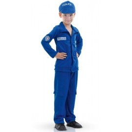 Déguisement Policier Enfant Garçon