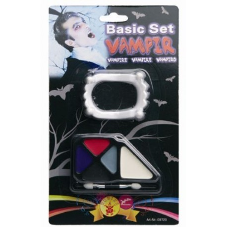Kit maquillage vampire adulte