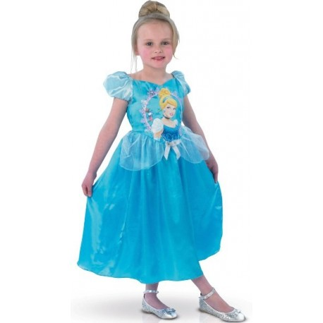 Déguisement Cendrillon Disney Story Time fille