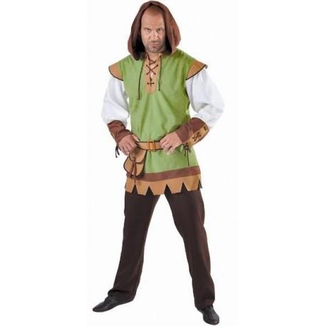 Costume Robin des Bois Adulte Homme Deluxe