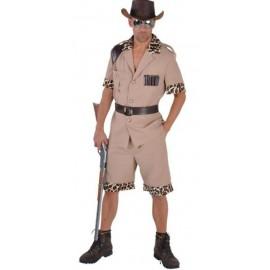 Costume Déguisement Safari Homme Deluxe