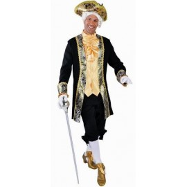 Déguisement Marquis Baroque Deluxe Adulte