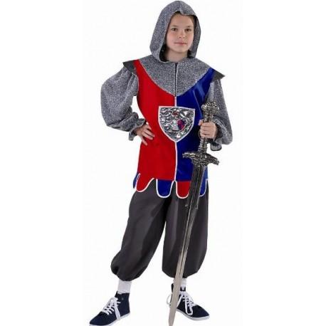 Déguisement chevalier enfant garçon luxe