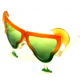 Lunettes Cocktail Lemon adulte
