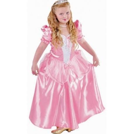 Déguisement princesse fille deluxe