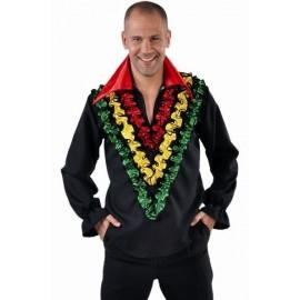 Déguisement chemise Rio homme luxe