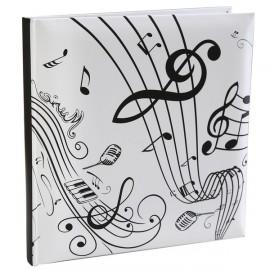 Livre d'or musique notes de musique