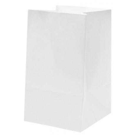 Photophore papier blanc ignifugé 10 cm les 60