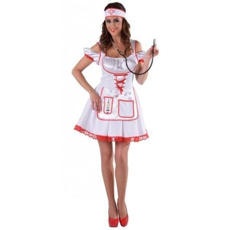 Déguisement infirmière femme sexy luxe