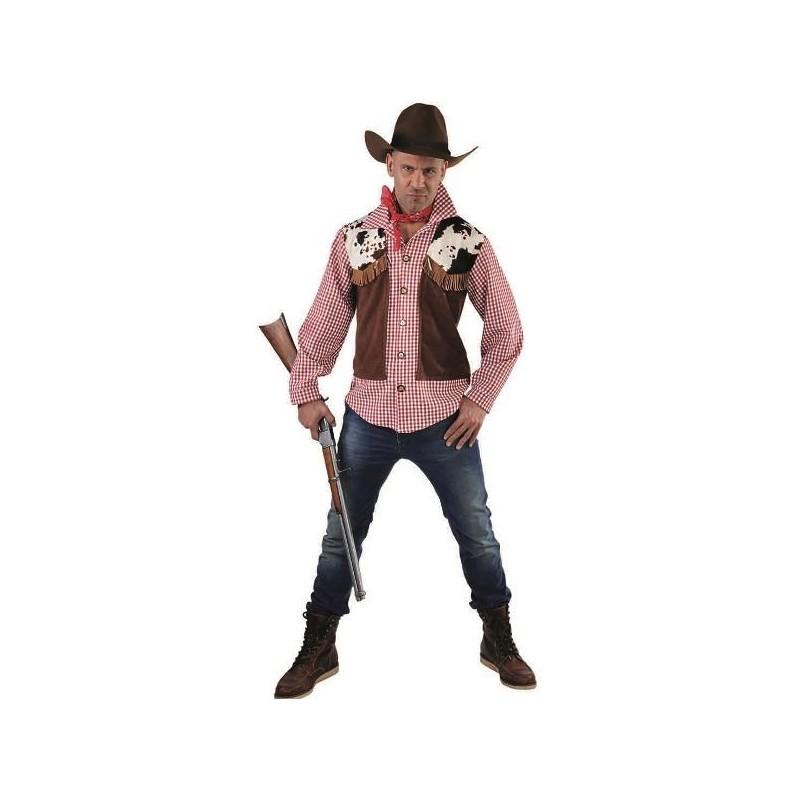 D guisement cowboy homme d guisements cowboy western adulte - Deguisement western homme ...