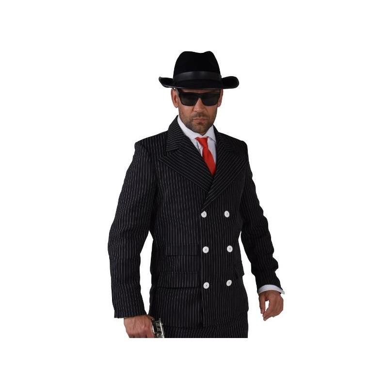 d guisement gangster clyde homme luxe. Black Bedroom Furniture Sets. Home Design Ideas