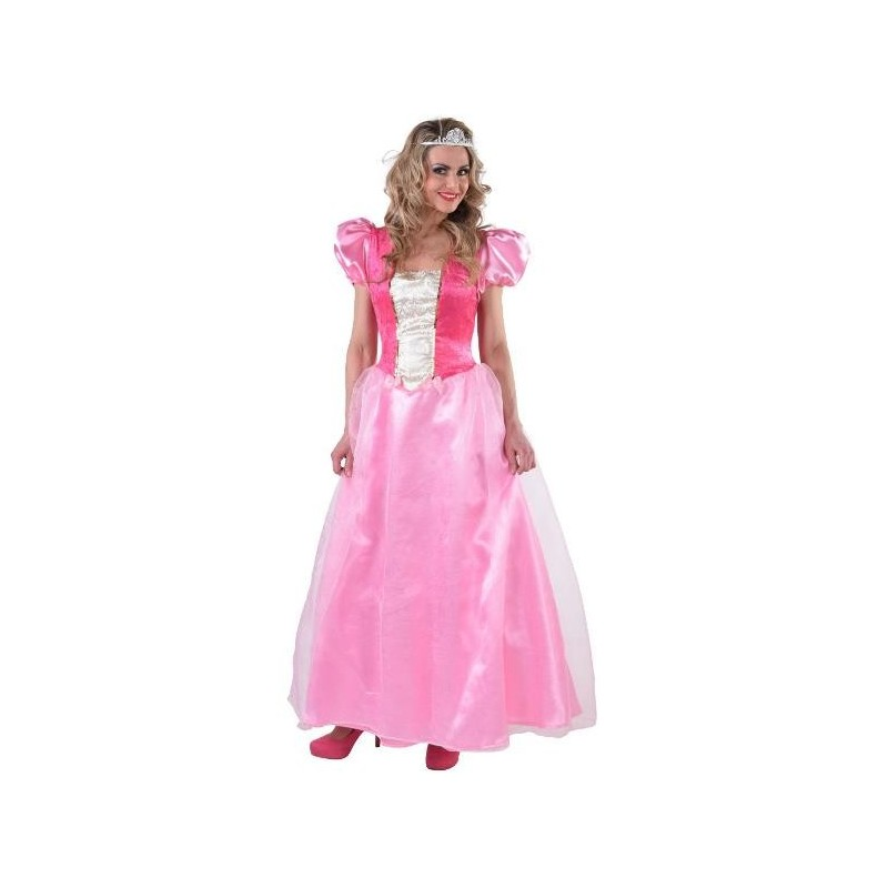 D guisement princesse rose femme luxe - Deco slaapkamer volwassene ...