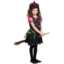 Déguisement sorcière fille magic witch