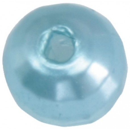 Perles Decoratives Turquoise