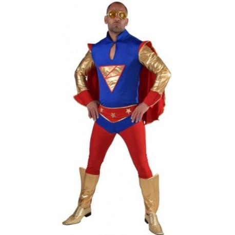 Déguisement super héros homme luxe