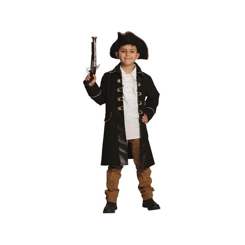 d guisement manteau pirate brun gar on. Black Bedroom Furniture Sets. Home Design Ideas