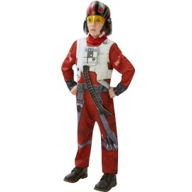Déguisement Poe X-Wing Fighter enfant luxe Star Wars VII Disney