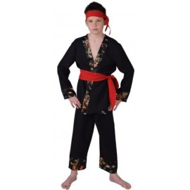 déguisement japonais garçon