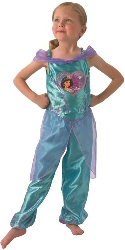 D 233 Guisement Jasmine Aladdin Loveheart Disney Fille