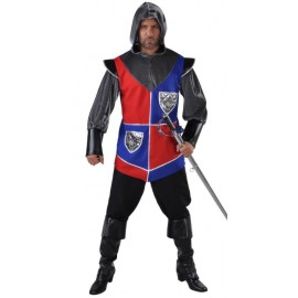 Déguisement chevalier médiéval homme luxe