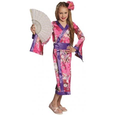 Déguisement geisha fille