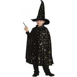 Déguisement cape magicien enfant