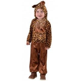 Déguisement bébé tigre luxe