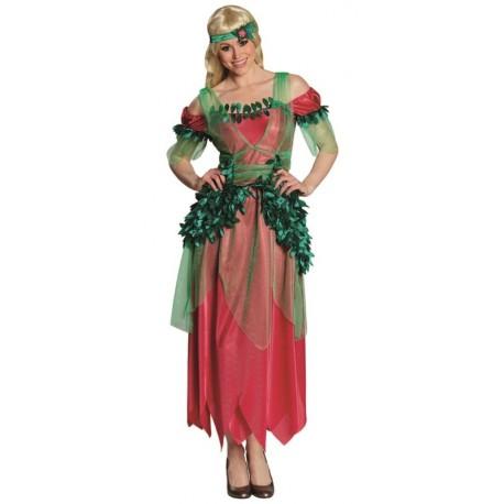 Déguisement fée femme Leave fairy luxe
