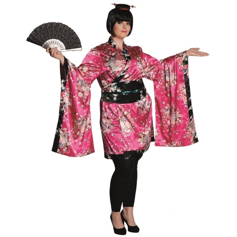 d guisement geisha femme grande taille achat. Black Bedroom Furniture Sets. Home Design Ideas