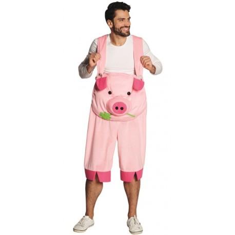 Déguisement cochon adulte mixte