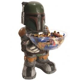 Pot à bonbons Boba Fett Star Wars Candy Bowl Holder