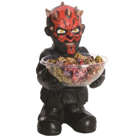 Pot à bonbons Dark Maul Star Wars Candy Bowl Holder