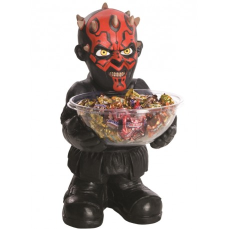 Pot à bonbons Dark Maul Star Wars Candy Bowl Holder