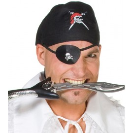 Bandana pirate adulte