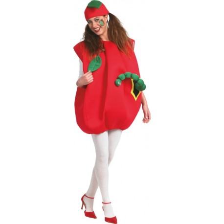 Déguisement pomme femme