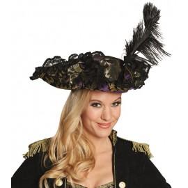 Chapeau pirate femme